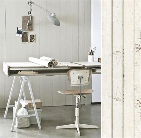 papier peint de bureau papiers peints pour un bureau scandinave au fil des