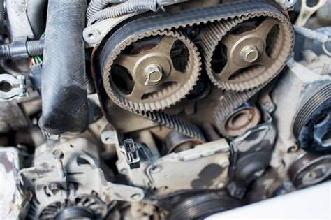 symptoms   bad  failing timing cover yourmechanic