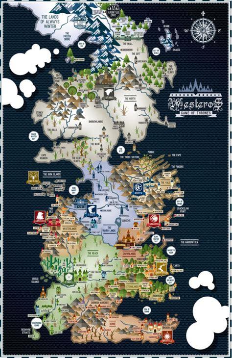 map  westeros game  thrones skins laptop pinterest