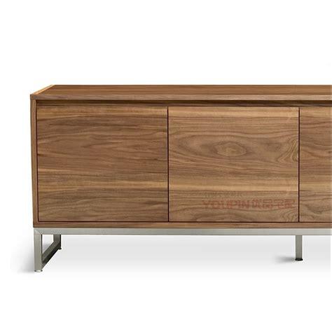 Sideboard Skandinavisches Design by Scandinavian Modern Style Sideboard Walnut Veneer Storage