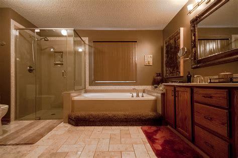henry bathroom design warm bathroom glass shower