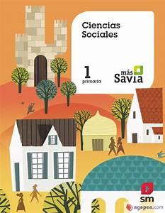 Ciencias Sociales  1 Primaria  Mas Savia  Fundacion Santa