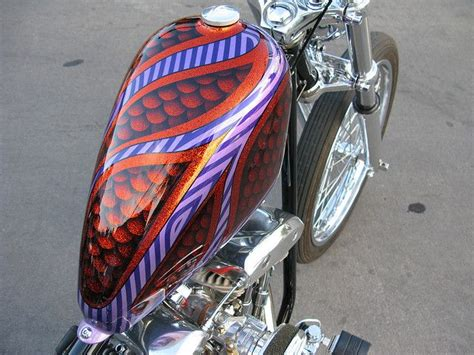 Motorcycle Paint Jobs
