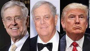 Koch brother: Trump plan would 'destroy free society ...