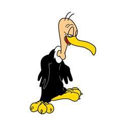 Looney Tunes Beaky Buzzard