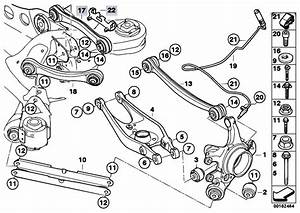 Original Parts For E92 M3 S65 Coupe    Rear Axle   Rear Axle