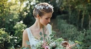 Couronne Fleur Cheveux Mariage : accessoires de cheveux tendances pour votre mariage ~ Melissatoandfro.com Idées de Décoration