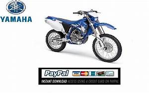 Download Service  U0026 Repair Manual Yamaha Yz250f 2005