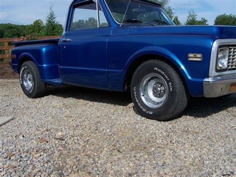 Find Used 1971 Chevy C10 Stepside In Marble Hill, Missouri