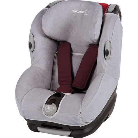 housse eponge pour siège auto opal cool grey de bebe
