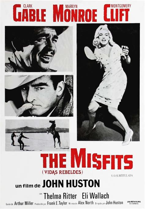 Legendary Clark Gable :: The Misfits