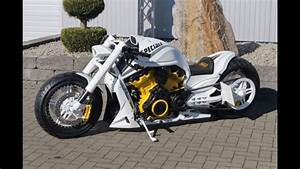 Harley Davidson V Rod VRSCDX custom street fighter ...