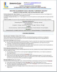 sle cover letter sle resume coach