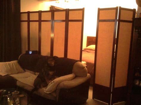 studio apartment room divider 7 ft jute shoji room divider screen more panels 5912
