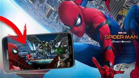 nueva actualizacion de spiderman homecoming  los mejores