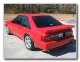 1993 Saleen Ford Mustang Supercharged V8 Fox Body Pictures