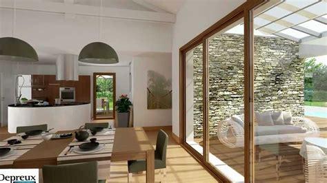 plan maison etage 3 chambres gratuit visite 3d d 39 une maison depreux construction