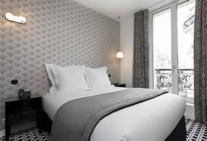 Papier Peint Japonisant : a paris un h tel entre yin et yang galerie photos d ~ Premium-room.com Idées de Décoration