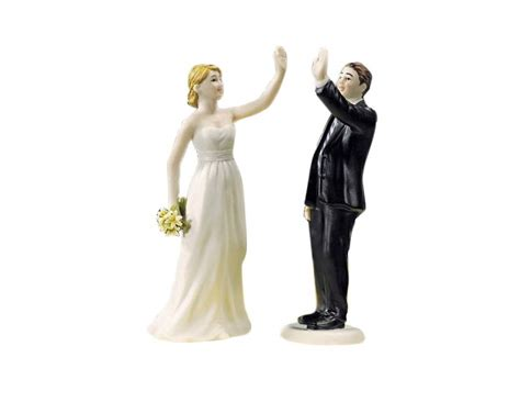 high five wedding cake topper top 10 best wedding cake toppers
