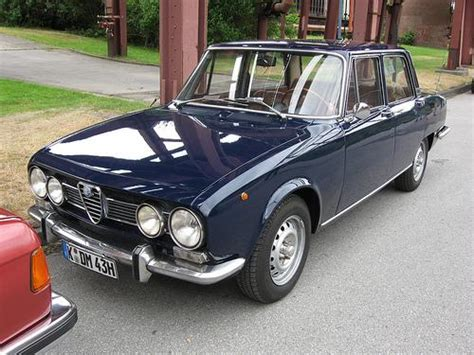 Alfa Romeo 1750 Catalogo Auto D'epoca. Vetture D'epoca Di