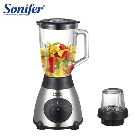 blender electric sonifer kitchen mixer stainless steel sk appliances besoins vos tout sokany blenders gote qelqi multifunction 400w vegetable standing