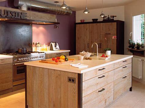 fabriquer ilot central cuisine fabriquer un ilot central cuisine pas cher ilot de