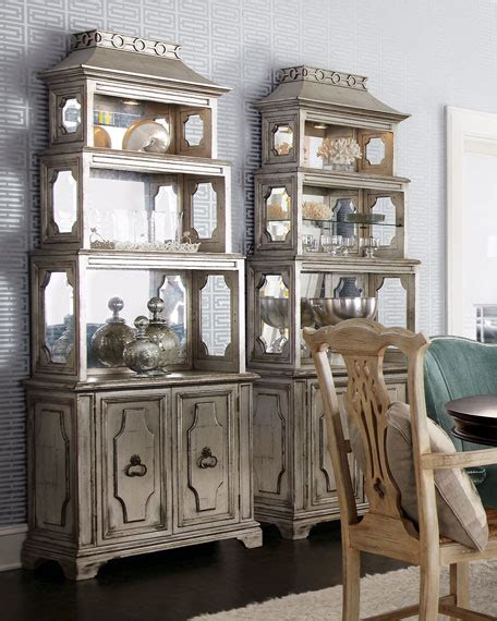 Pagoda Etagere by Richard Collection Pagoda Etagere