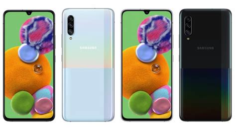 samsung galaxy a90 5g the company s budget 5g phone is now official