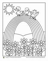 Rainbow Coloring Pages Adults Printable Brite Roygbiv Colorings Print Getdrawings Getcolorings sketch template