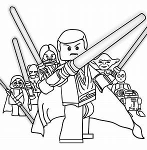 Star Wars Free Printable Coloring Pages For Adults U0026 Kids