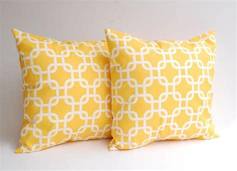 yellow decorative pillow yellow decorative pillows interior home design home