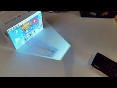 smart phone projector   minutes youtube