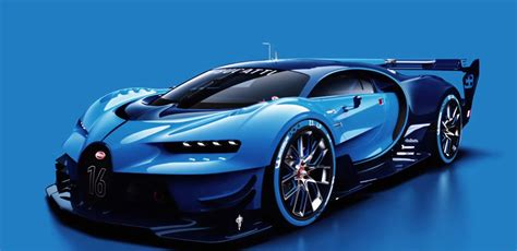 Bugatti Chiron Set To Be The World's Fastest Car