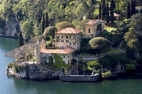 Villa Del Balbianello Lake Como Lake Como Italy