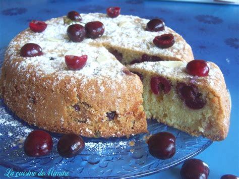 desserts avec des cerises 224 gogo g 226 teau cerises et kirsh la cuisine de mimine