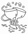 Making A Toast And Wishes On New Years Eve Coloring Page ...