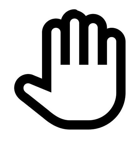 Bildergebnis für hand symbole icons