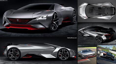 Vision Gran Turismo Specs by Peugeot Vision Gran Turismo Concept 2015 Pictures