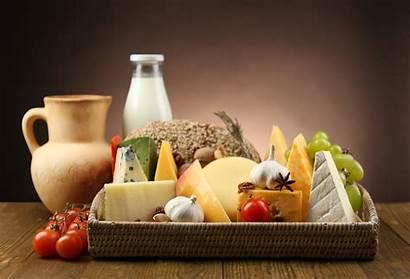Cheese Dairy Wallpapers Preparati Fondo Sano Queso