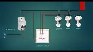 1 Gang 3 Way Light Switch Wiring Diagram : electrical house wiring 3 gang switch wiring diagram youtube ~ A.2002-acura-tl-radio.info Haus und Dekorationen