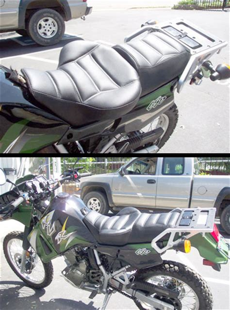 custom kawasaki seat gallery russell cycle products