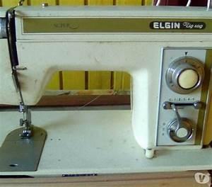 Maquina De Costura Elgin Super Zig Zag