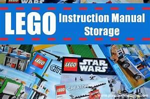 Lego Storage  Instruction Manual Edition