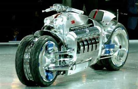 Chrysler Tomahawk Bikes-the Dashing