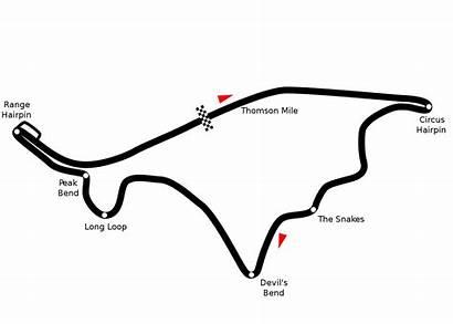 Circuit Road Thomson Grand Prix Svg Upper