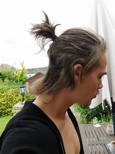 samurai ponytail - Hledat Googlem   HAIRSTYLE // HAIRCUT ...