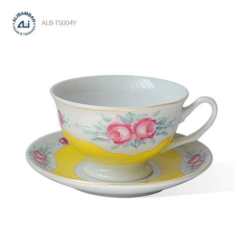 Cangkir Set Espresso Keramik jual alibambah teko cangkir set keramik 15 pcs alb ts