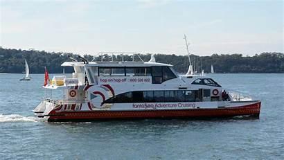 Ferry Catamaran Speed Boat Widescreen Fantasea Metre