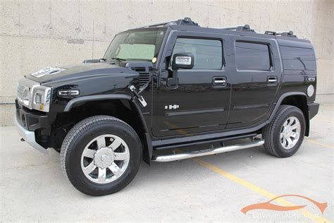 luxury hummer 2008 h2 hummer suv luxury edition envision auto