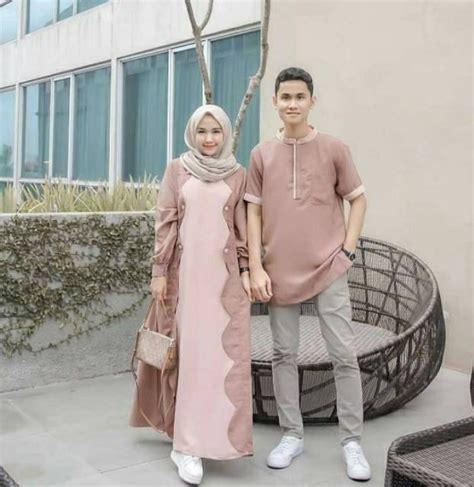 Siapa yang tak ingin tampil serasa dengan pasangan, sahabat, dan keluarga? Baju Untuk Tunangan Couple - Couple Keren